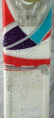 14-15 Rossignol Unique Used Women's Demo Skis withBinding Size 142cm #230398