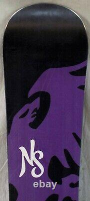 15-16 Never Summer Infinity Used Womens Demo Snowboard Size 147cm #550712