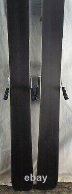 15-16 Volkl Kenja Used Women's Demo Skis withBindings Size 163cm #347206