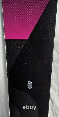 15-16 Volkl Kenja Used Women's Demo Skis withBindings Size 163cm #347261