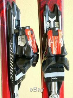 152cm ATOMIC HOT MINX All Mountain Women's Skis with ATOMIC 4TIX 310 Bindings