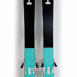 153 Head Kore 93W 2021 Used Demo Skis with Bindings Women's All Mountain Skis