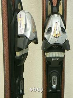 156 cm HEAD Every One All Mountain Women's Skis with HEAD 9RF Quick Adjust Binding