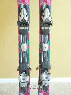 156cm HEAD Wild Thang All Mountain Women's Skis with Adjustable Bindings