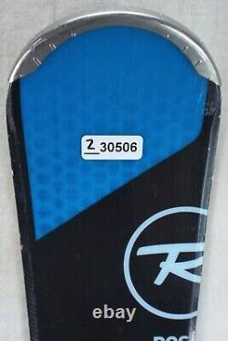 16-17 Rossignol Temptation 84 Used Women's Demo Skis withBinding Size154cm #230506