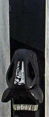 16-17 Volkl Kenja Used Women's Demo Skis withBindings Size 163cm #347185