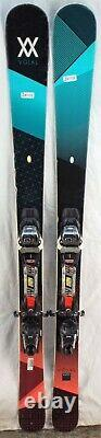 16-17 Volkl Yumi Used Women's Demo Skis withBindings Size 147cm #347122