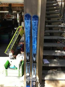 160 CM ATOMIC COOL MINX All Mountain Women's Skis with ATOMIC 4TIX 310 Bindings