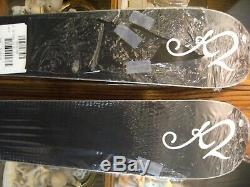 167cm, Brand New (nos), Unopened, K2 T9 Tough Luv Women's All Mountain Skis