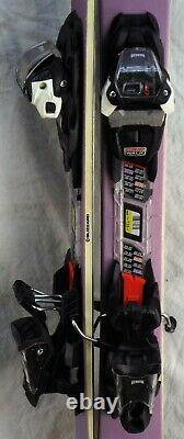 17-18 Blizzard Black Pearl 78 Used Women's Demo Skis withBinding Size 151cm#088016