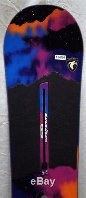 17-18 Burton Socialite Used Women's Demo Snowboard Size 138cm #564784