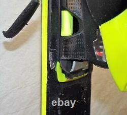 17-18 Head Super Joy Used Woman's Demo Skis with Bindings Size 158cm #633692