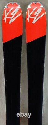 17-18 K2 Luv Struck 80 Used Women's Demo Skis withBindings Size 149cm #230857