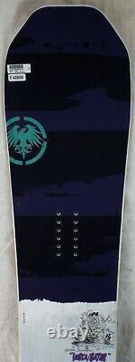 17-18 Never Summer Insta/Gator Used Women's Demo Snowboard Size 142cm #742869