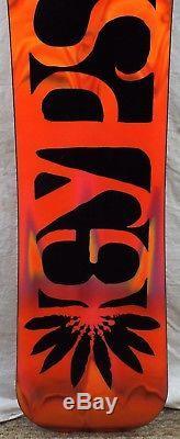 17-18 Salomon Gypsy Used Women's Demo Snowboard Size 143cm #633164