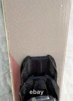17-18 Volkl Yumi Used Women's Demo Skis withBindings Size 147cm #347026