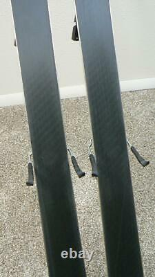 172cm HEAD Wild One Women All-Mountain Skis w TYROLIA SP 120 Adjustable Bindings