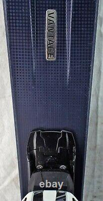 18-19 Atomic Vantage 90 Ti Used Women's Demo Skis withBindings Size 161cm #819477