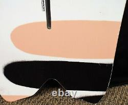 18-19 Burton Stick Shift Used Women's Demo Snowboard Size 142cm #174397