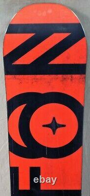 18-19 Burton Talent Scout Used Women's Demo Snowboard Size 146cm #174394