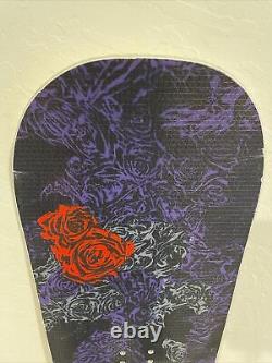 18-19 Gnu B-Nice Used Women's Snowboard Size 142cm