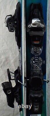 18-19 K2 Fulluvit 95 Ti Used Women's Demo Skis with Bindings Size 156cm #230254