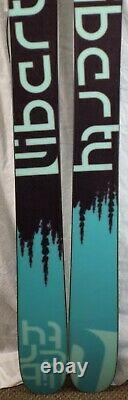 18-19 Liberty Genesis 96 New Womens Skis Size 165cm #819853
