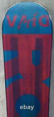 18-19 Rossignol Diva LF Used Women's Demo Snowboard Size 148cm #896522