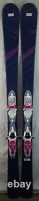 18-19 Rossignol Experience Ci Used Women's Demo Ski withBinding Size 158cm #230252