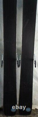 19-20 Blizzard Black Pearl 88 Used Women's Demo Skis withBinding Size 159cm#088100