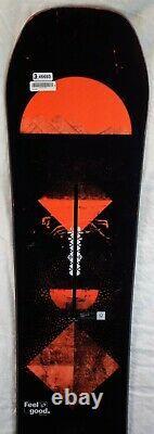 19-20 Burton Feelgood Camber Used Women's Demo Snowboard Size 149cm #346693