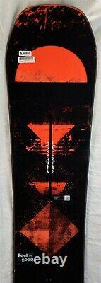 19-20 Burton Feelgood Flying V Used Women's Demo Snowboard Size 146cm #346691