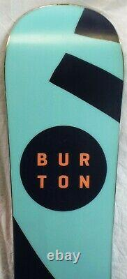 19-20 Burton Hideaway Used Women's Demo Snowboard Size 148cm #346689
