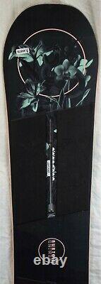 19-20 Burton Rewind Used Women's Demo Snowboard Size 152cm #346679