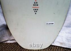 19-20 Burton Talent Scout Used Women's Demo Snowboard Size 138cm #346694