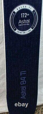 19-20 Nordica Astral 84 Ti Used Women's Demo Skis withBindings Size 172cm #N30011