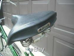 1971 Schwinn Collegiate Nr Mint 5 Spd Ladies Bicycle All Orig But Tires P/u Only