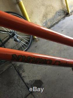 1977 vintage Nishiki womans bike perfect mint condition. All original