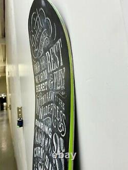 2014 Burton Deja Vu Flying V 138cm Women Snowboard (80-120lb Weigh Range)
