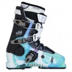 2014 Full Tilt Soul Sister Blue Size 25.5 Women's Ski Boots