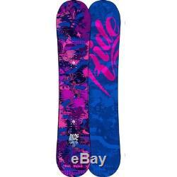 2014 Ride Baretta 148cm Womens Snowboard