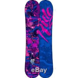 2014 Ride Baretta 151cm Womens Snowboard