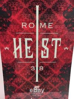 2014 Women's Rome Heist Snowboard Size 138