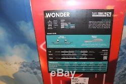 2016-17 Salomon Wonder 146cm Womens Brand New Directional Twin