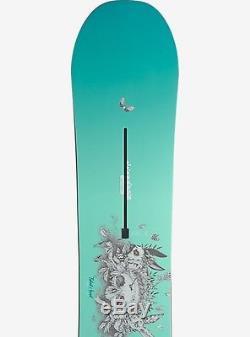 2017 Burton Talent Scout 146cm Womens Snowboard