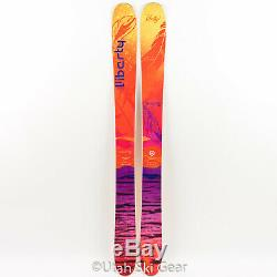 2018 158 Liberty Genesis 116 Women's Skis All-Condition All-Mountain Powder NEW