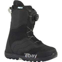 2018 Burton Mint BOA Black Size 7.0 Womens Snowboard Boots