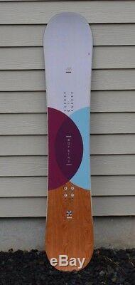 2018 WOMENS K2 OUTLINE 149 SNOWBOARD $550 149 CM directional twin used