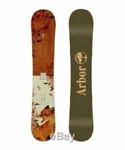 2019/2020 Arbor Cadence Camber Womens Snowboard