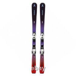 2019 Atomic Vantage X 80 Cti Womens Skis with Mercury 11 Bindings-167